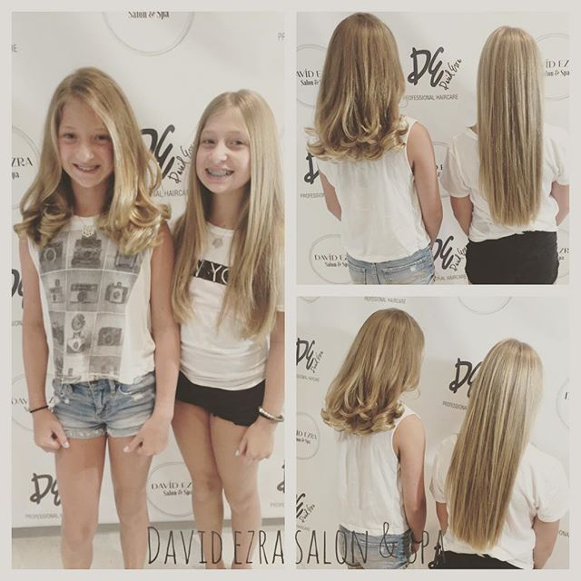 Back to School Haircuts by Stylist Randie at David Ezra Salon & Spa