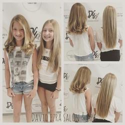Back to School Haircuts by Stylist Randie at David Ezra Salon & Spa