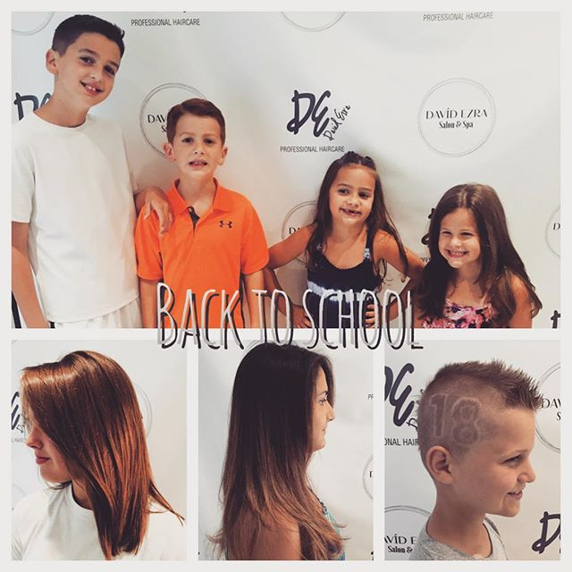 Countdown to Back to School! #DEluxe Back to School Haircuts! Show Y