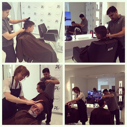 Come in and Try Out Our New DE-Luxe Men's Grooming Salon in Our New Location Dav