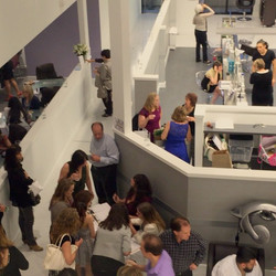 David Ezra Salon & Spa Grand Opening! View from the Spa 😁🎉💋💇🏼💄