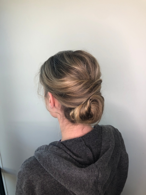 Updo by Angela