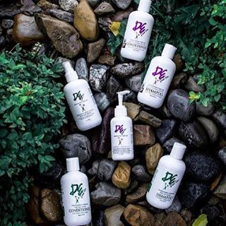 The DE Professional Haircare line is mad
