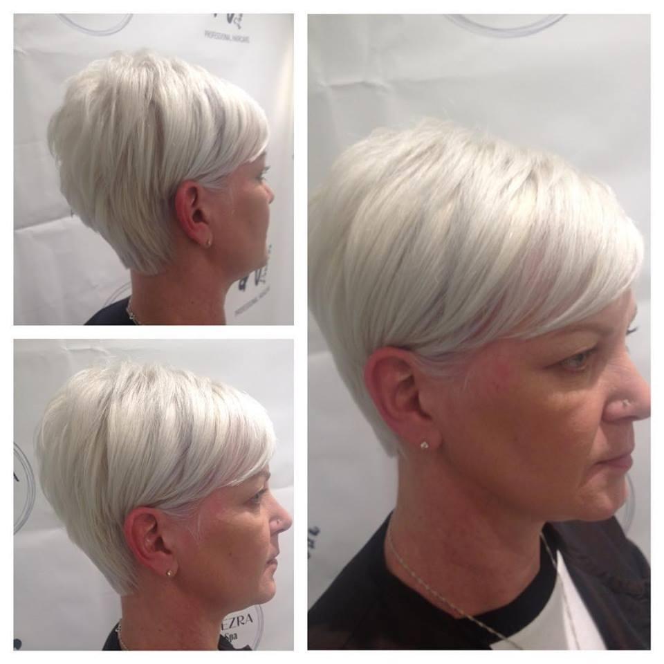 Hair Painting and Cut by David Ezra