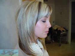 Highlight & Haircut by David