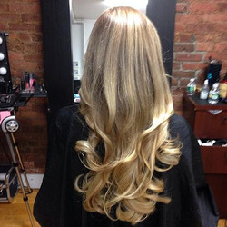 Hair Extensions by Stylist Fani