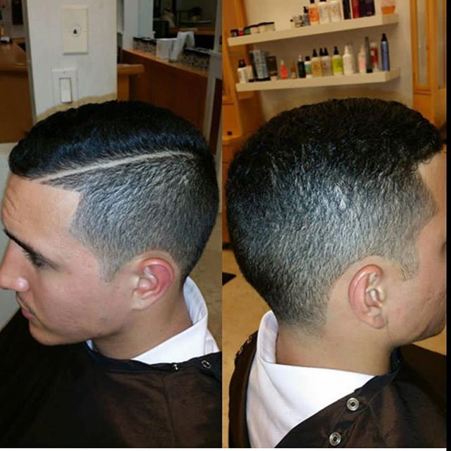 Clean & Sharp! See _gerardocuts for all your barbering needs! Book your appointment now at 973-628-7