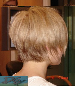 Haircut by David