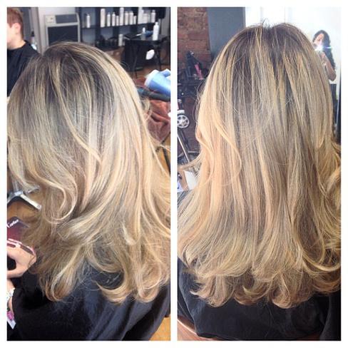 Hair by Stylist Fani