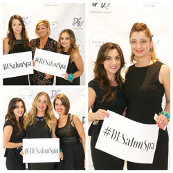 More Pictures Of the Wonderful Staff at the David Ezra Salon & Spa G