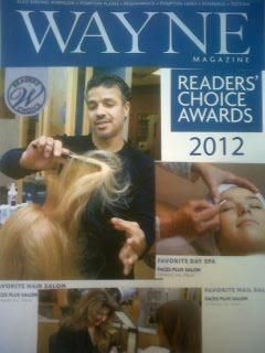 Voted Best Hair, Nail Salon & Spa