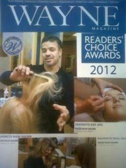 Voted Best Hair, Nail Salon & Spa