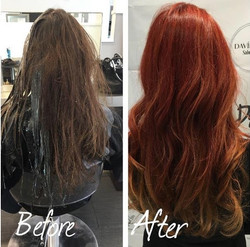 Before and After by Sofia