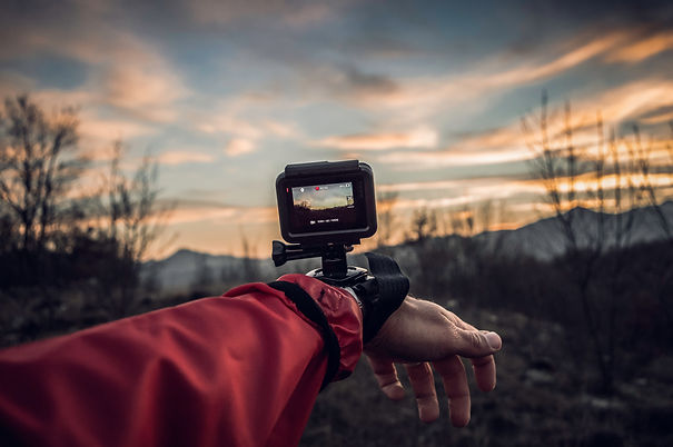 person-sunset-camera-photography-photogr