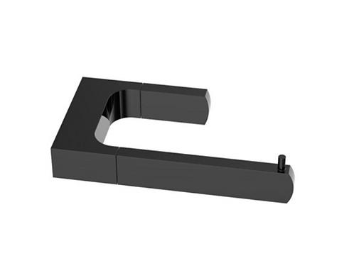 Matte Black Toilet Paper Holder
