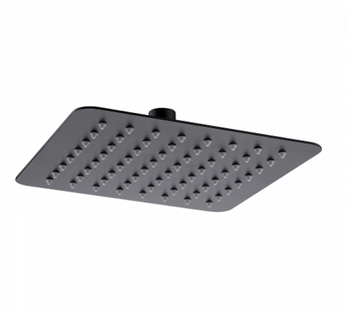 Square Stainless Steel Shower Head 200mm