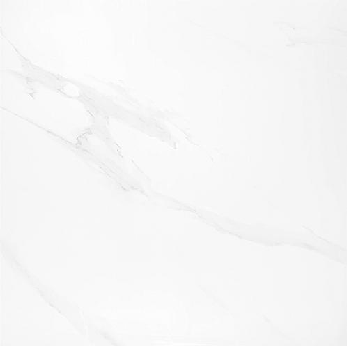 Carrara Porcelain Tile 600x600 - Polished