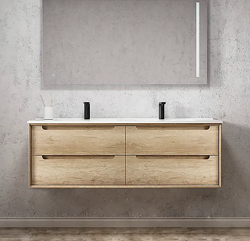 Byron 1500mm Wall Hung Vanity