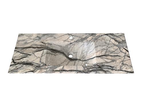 Marble Effect Vanity Top 1200mm