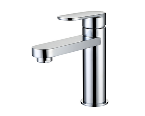 VETTO Chrome Basin Mixer