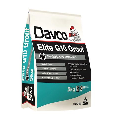Davco Elite G10 Grout