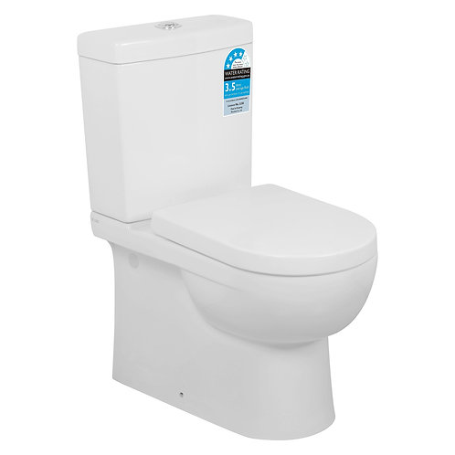 Rio Wall Faced Toilet Suite
