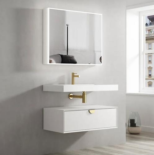 Moonlight WH Cabinet + Basin - 900mm