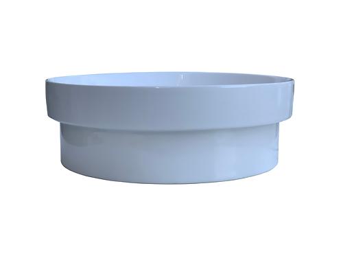 Round Inset Basin