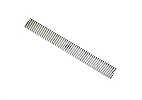 Grate Drain 80mm Outlet