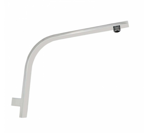 Square Gooseneck Wall Mounted Shower Arm