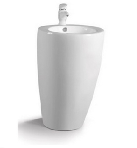 Free Standing Oval Basin