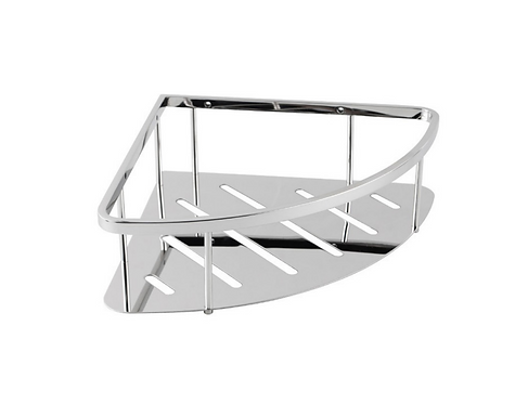 Chrome Stainless Steel Bath Shelf