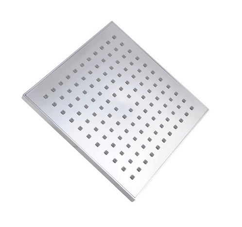 Square ABS Rainfall Shower Head 200mm