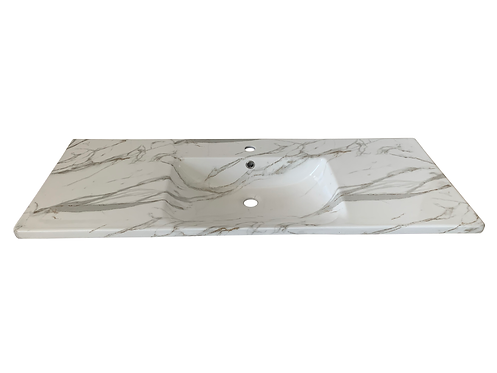 Carrara Infinity Vanity Top 1200mm