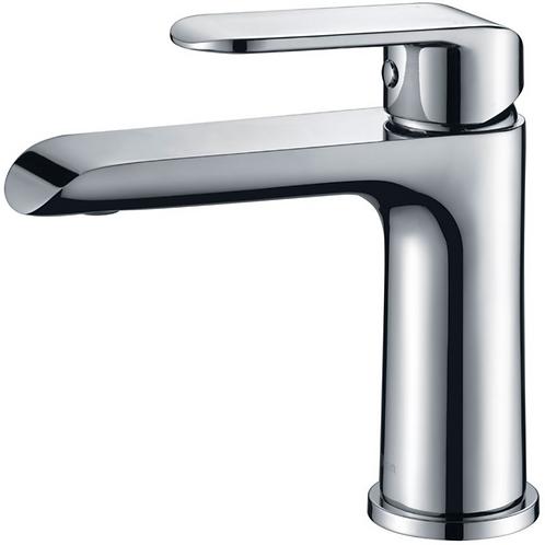 Ikon Chrome Basin Mixer