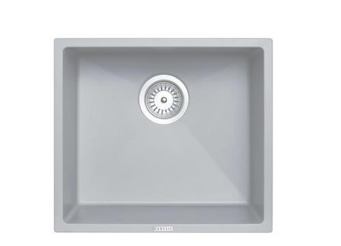 Carysil Granite Single Bowl Kitchen Sink 457x406x200mm