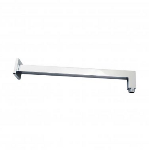Square Wall Mounted Shower Arm 400mm