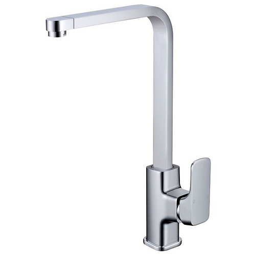 Chrome Soft Square Sink Mixer