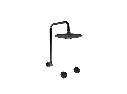 Loui Gooseneck Shower Set