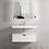 Thumbnail: Moonlight WH Cabinet + Basin - 900mm