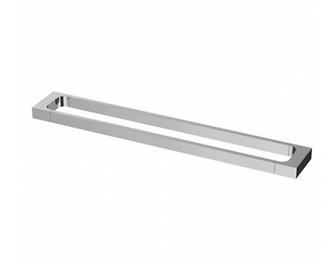 Chrome Single Towel Rail 750mm