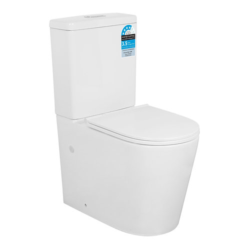 Wall Faced Toilet Suite | Tornado Flush