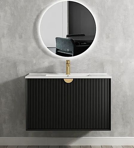 Marlo 900mm Wall Hung Vanity