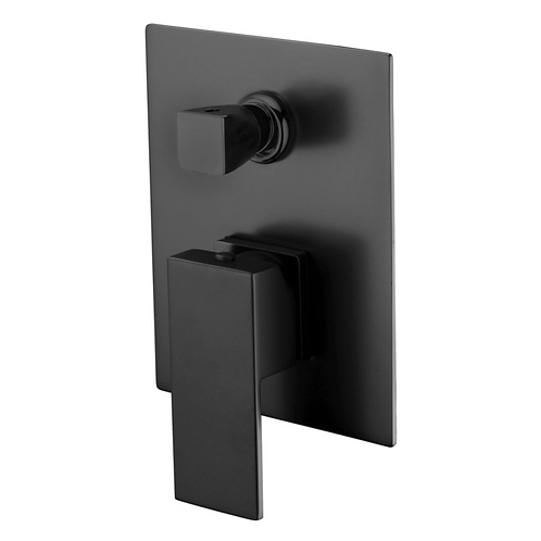 Square Handle Shower Diverter Mixer