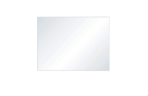 Pencil Edge Mirror 600x450