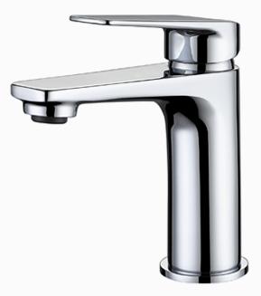 Chrome Basin Mixer