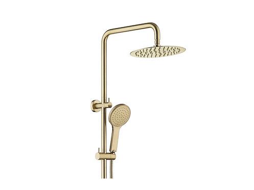 Kaya Twin Shower Set - Urban Brass