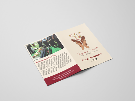 Brochure - Outside Spread