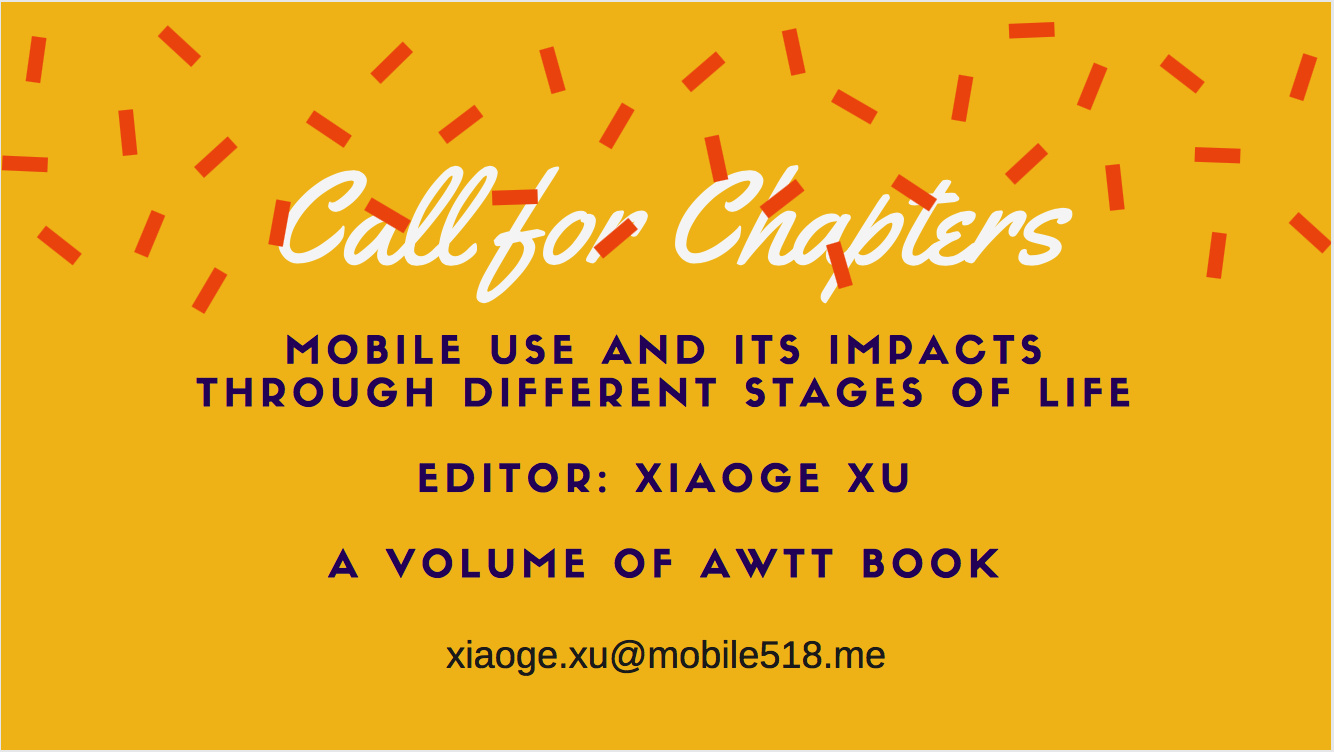 mobile use call for chapters