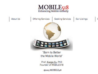 MOBILE518: Born to Better the Mobile World